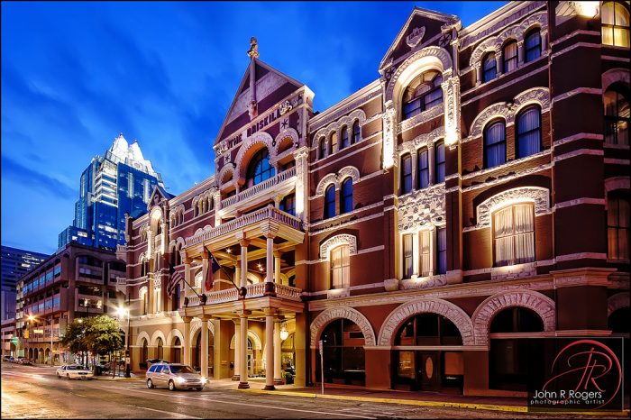 That combined with its amenities, beauty, and proximity to coveted locations in Austin make the Driskill Hotel a must the next time you're in Austin.