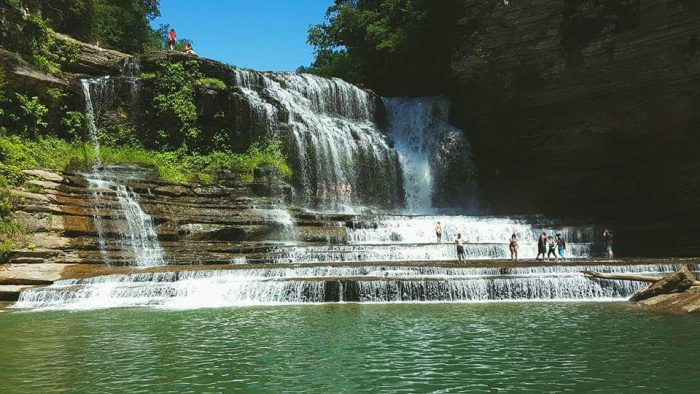 2. Are you going to hit up Cummins Falls this summer?