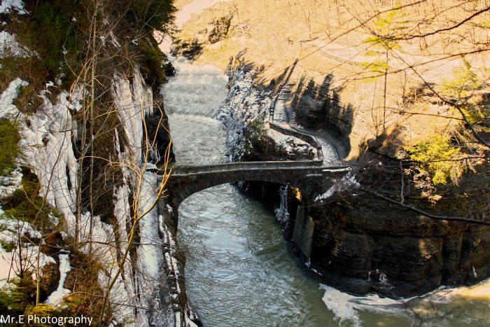 3Letchworth Lower Falls