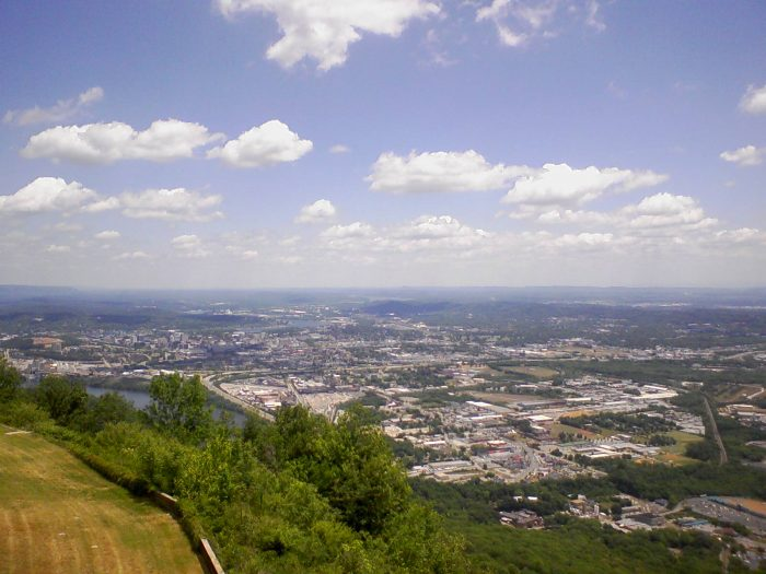 4. Tennessee goes all the way when it comes to gorgeous views.