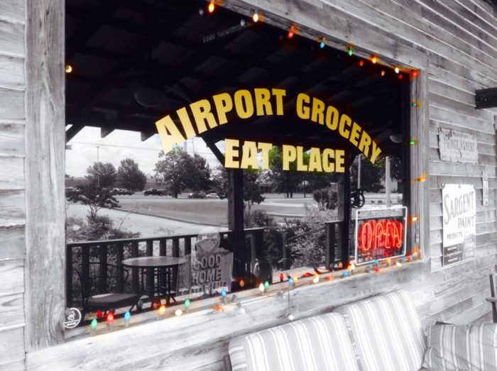 3. Airport Grocery Eat Place, Cleveland