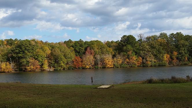 4. Lake Lowndes, Columbus