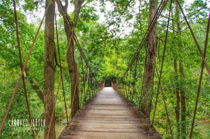 Mississippi: CCC Camp Trail