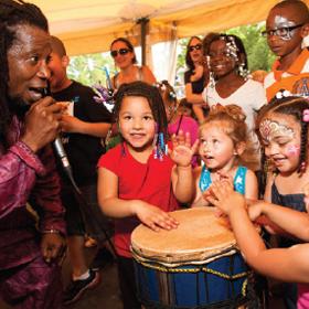 4. Pittsburgh International Children's Festival