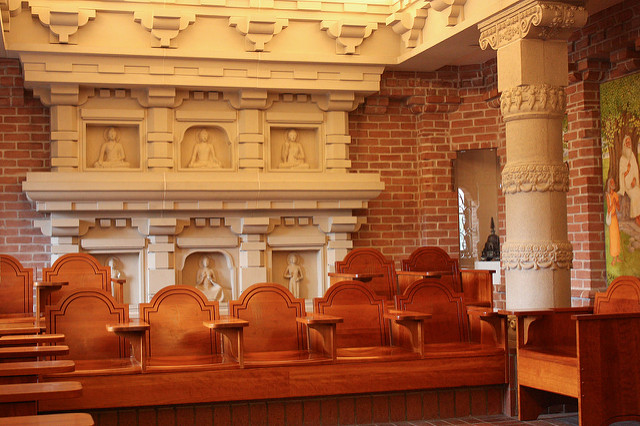 3. The Nationality Rooms at the Cathedral of Learning