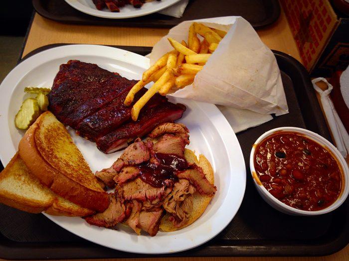 4. Kansas City barbecue