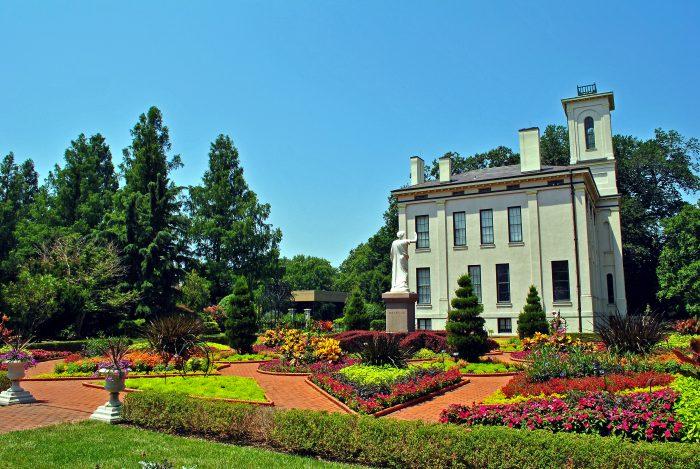4. Missouri Botanical Garden