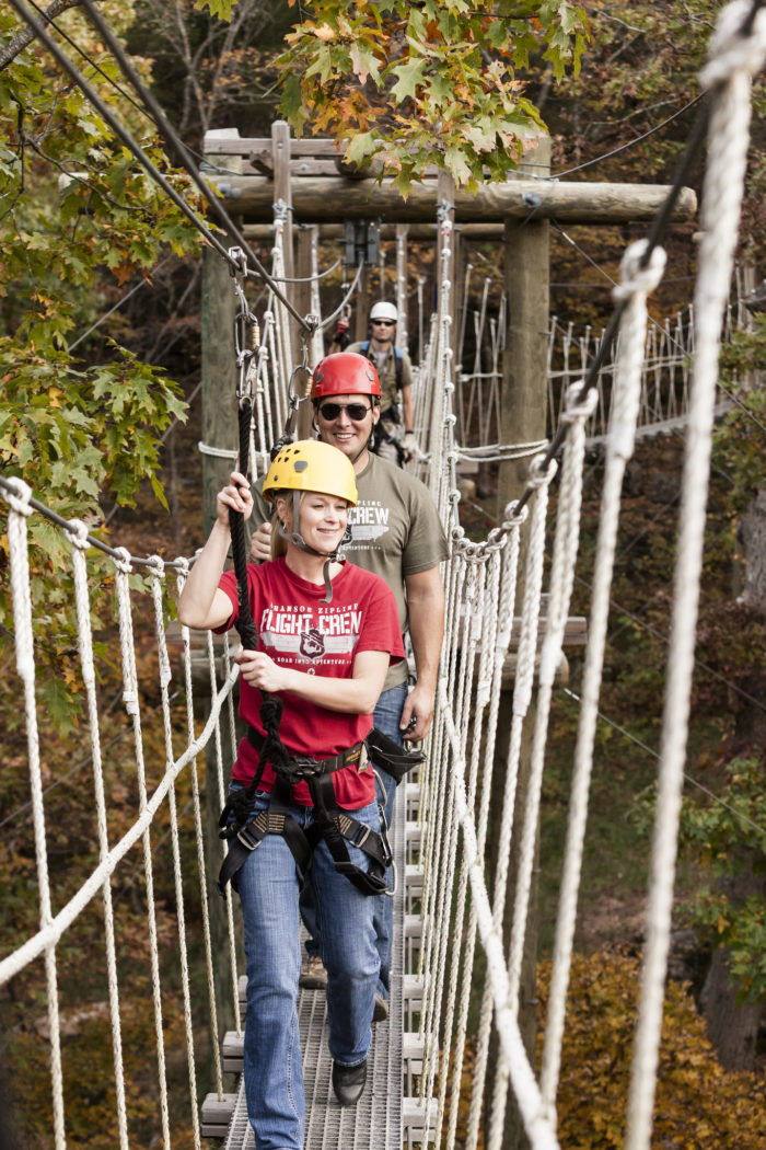 4. Branson Zipline and Canopy Tours