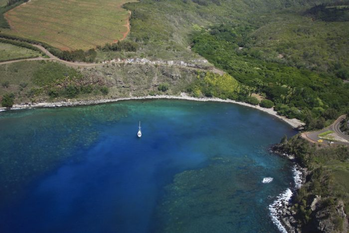 4. Honolua Bay