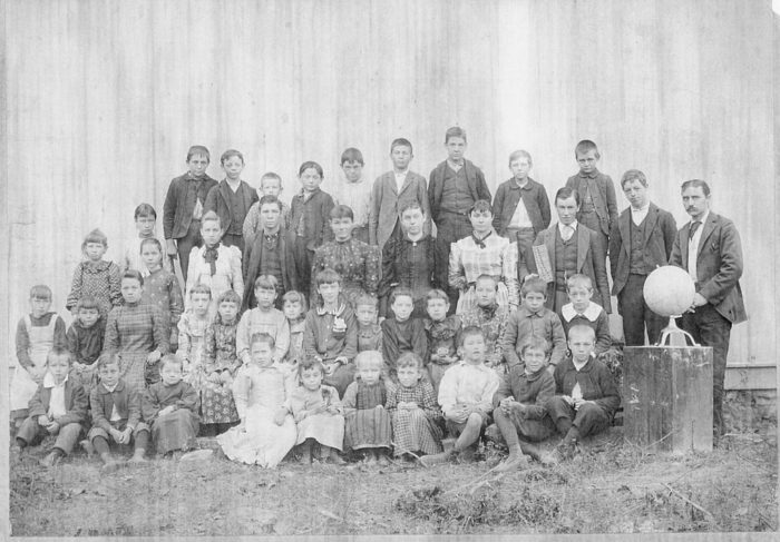 4.House Springs School, early 1900s