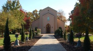 There's No Chapel In The World Like This One In Missouri