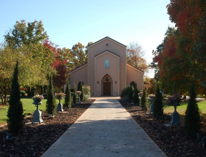 4. Precious Moments Chapel, Carthage