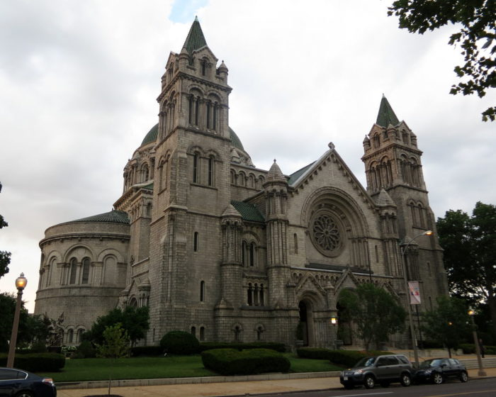 4.	Cathedral Basilica of Saint Louis