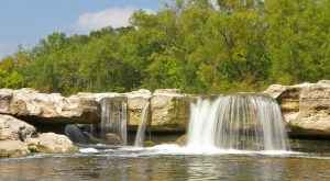 These 10 Breathtaking Waterfalls Are Hiding In Austin