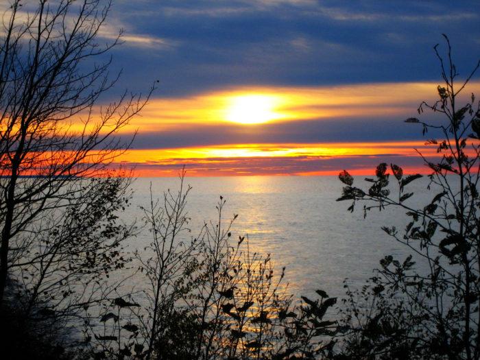 3. Lake Superior shoreline