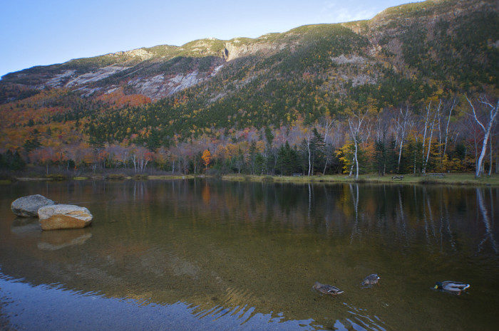 New Hampshire: Crawford Notch State Park