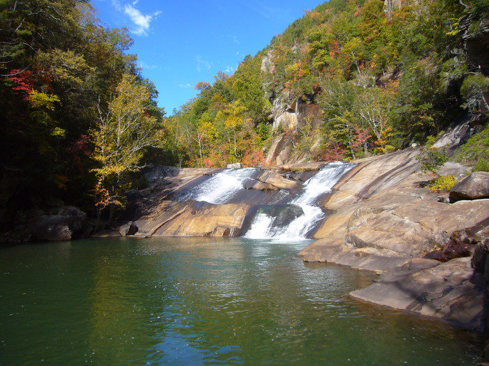 Georgia: Tallulah Gorge State Park