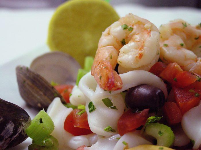 4. Florida has some amazing fresh seafood.