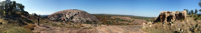 6. Echo Canyon Trail (Enchanted Rock State Natural Area)