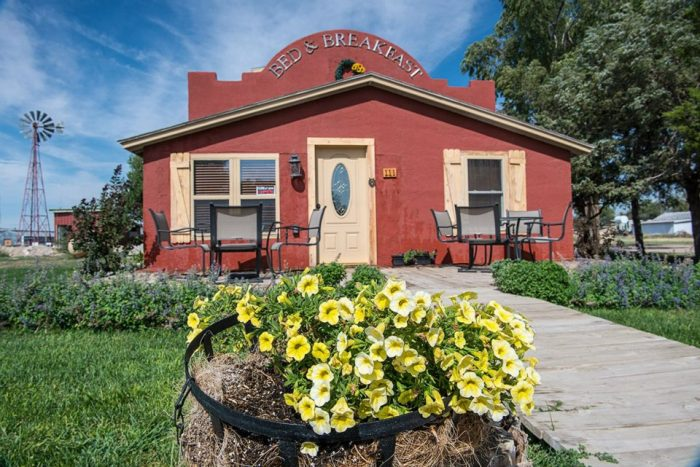 3. Trail City Bed & Breakfast (Coolidge)