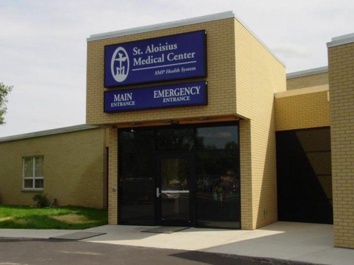 8. St. Aloisius Medical Center, Harvey