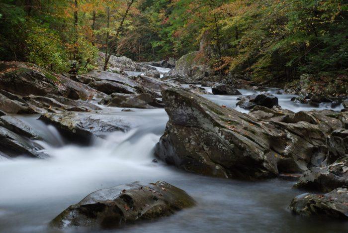 9. Emery Creek Falls Trail