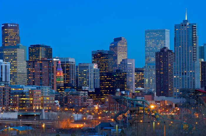 18. Oh, that's right, Denver ranked #1 on U.S. News and World Report's 2016 Best Places to Live!