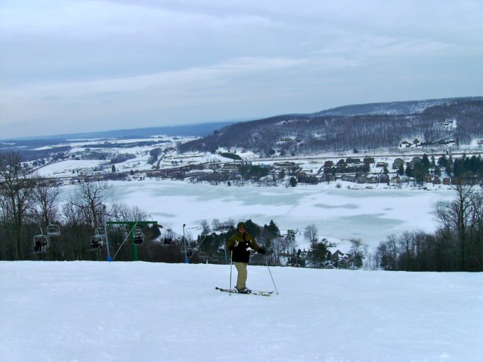 Most people know the Deep Creek area for the popular ski resort, Wisp.