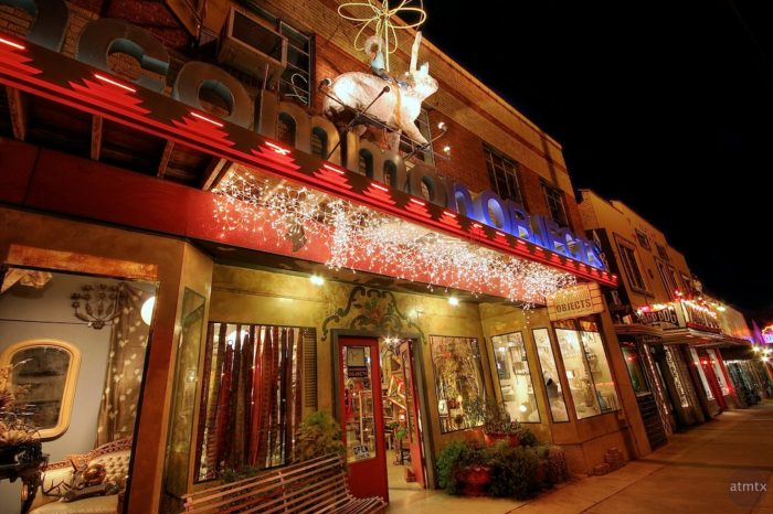 8. Stroll South Congress and its funky shops like Uncommon Objects.