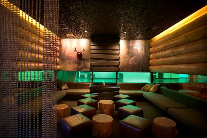 3. Doug Fir Lounge