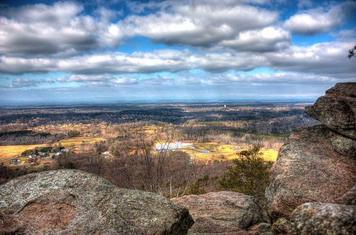14. Sawnee Mountain Trail to Indian Seats