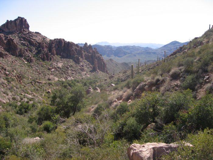 8. Peralta Canyon