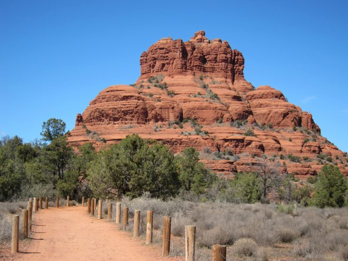 4. Bell Rock Courthouse Butte Loop, Sedona