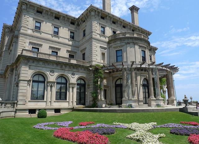 Rhode Island: The Newport Mansions