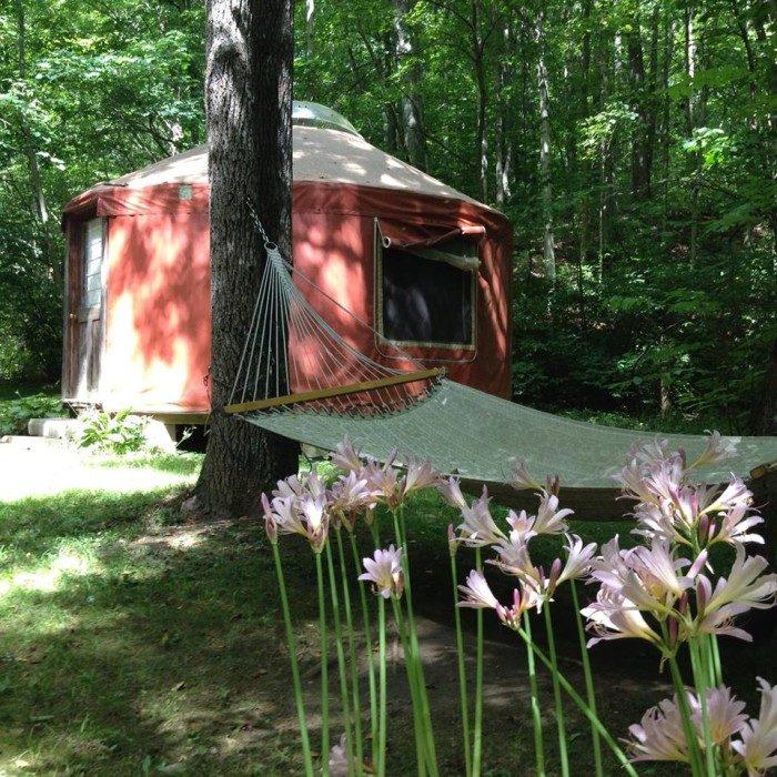 2. Salt Creek Retreats (Laurelville)
