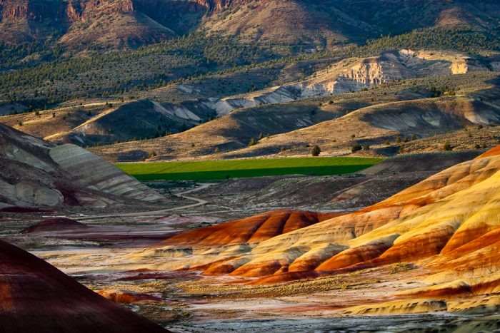 8. The Painted Hills
