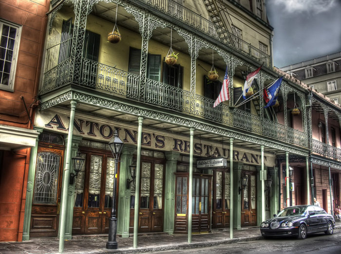 6) The oldest continuously operating restaurant in the United States is Antoine's, established in 1840.