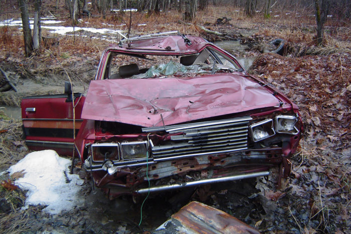 14. Living in Maine means cheap car insurance.