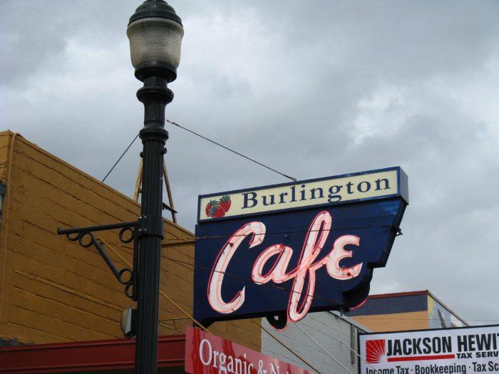 3. Burlington
