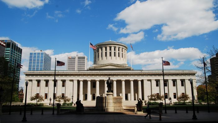 1. The Ohio Statehouse