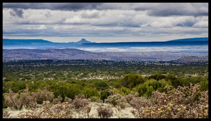 3. Turquoise Trail National Scenic Byway