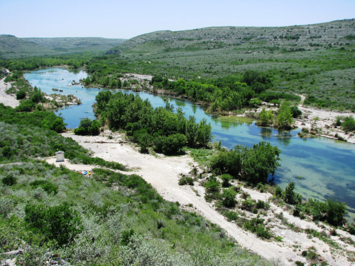 The Most Beautiful Hidden River In Texas