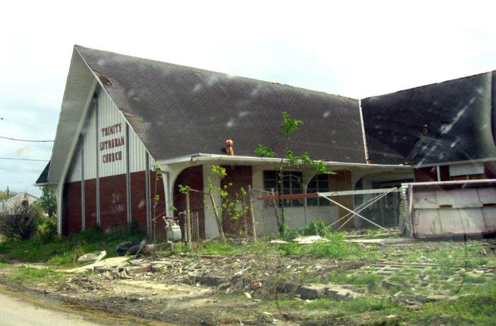 4) Trinity Lutheran Church - Then