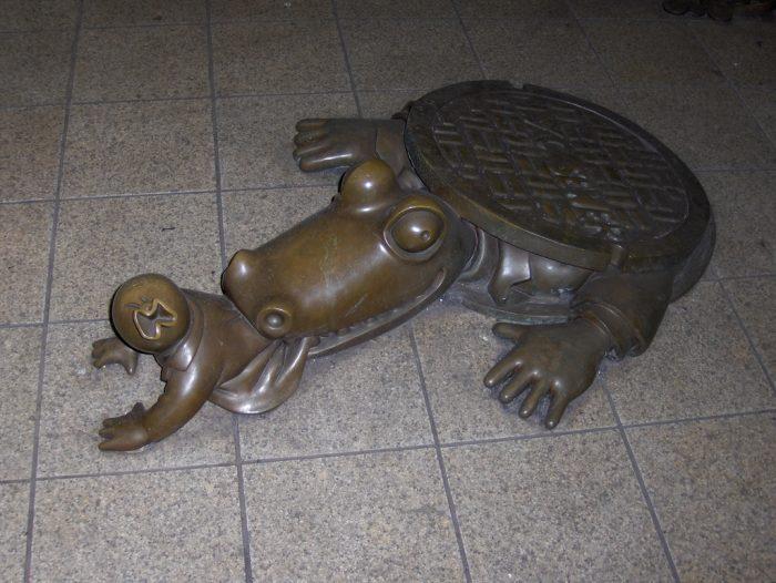 8. Alligators of New York City's Sewers