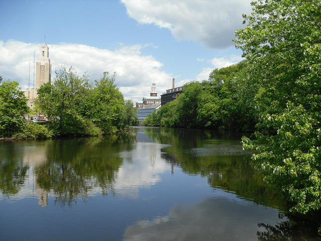 4. In addition to the river, several small ponds are scattered throughout the city of Pawtucket. The ponds add a unique atmosphere to the otherwise urban landscape.