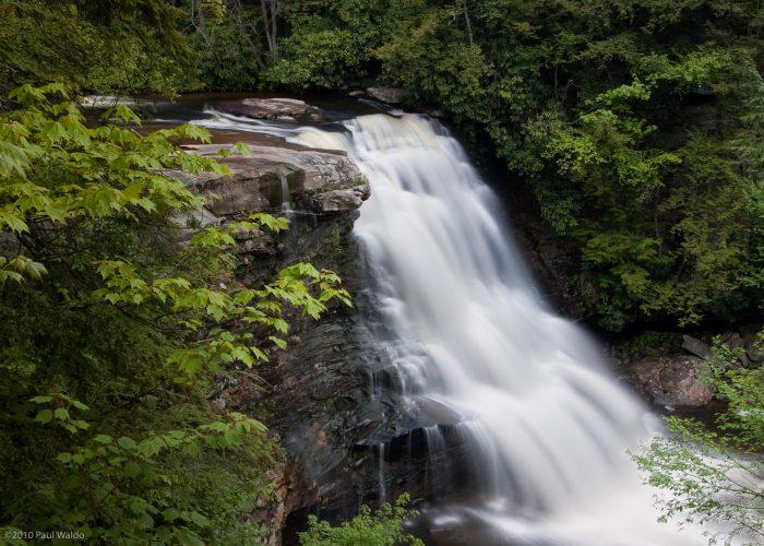 2. Muddy Creek Falls