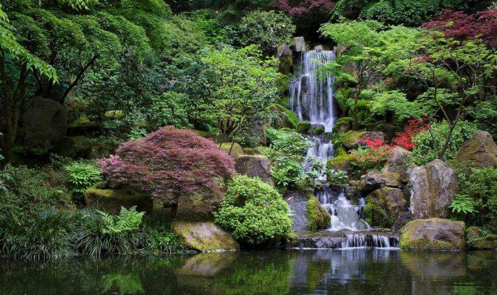 1. Stroll through the Portland's Washington Park.