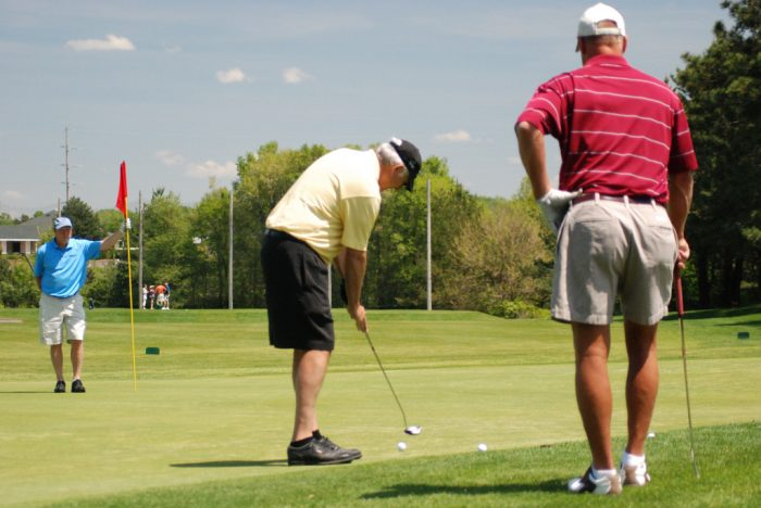 7. Golf! We have one of the highest numbers of golfers per capita, and our golf courses are amazing.
