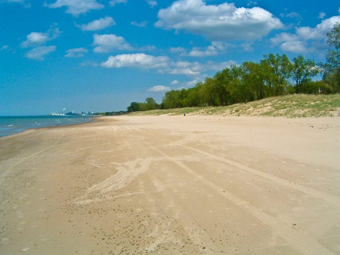 20. Visit the Indiana Dunes