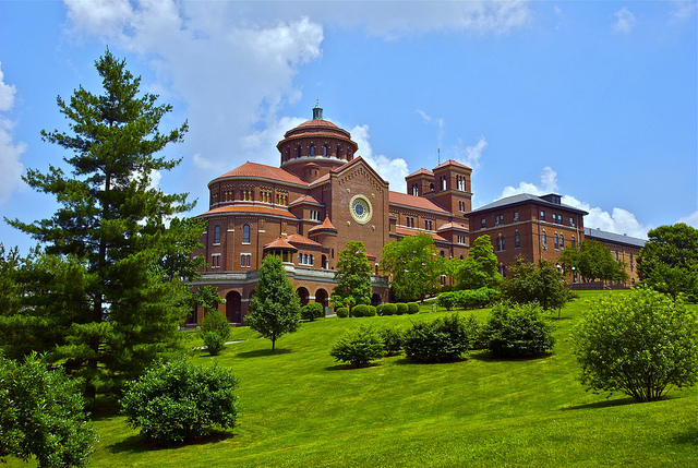 Indiana: Sisters of St. Benedict Monastery Convent
